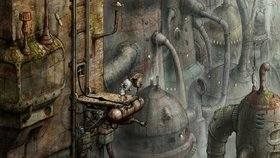 Machinarium Screenshot from Shacknews