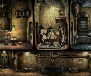 Machinarium Chat