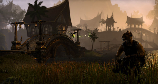 Elder Scrolls Online preview screenshots