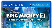 Epic Mickey 2 makes surprise visit to PS Vita