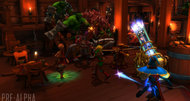 Dungeon Defenders II announcement screenshots