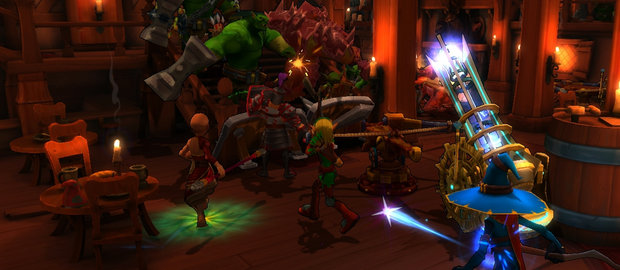 Dungeon Defenders II News