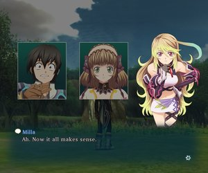 Tales of Xillia Chat