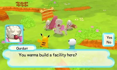 Pokemon Mystery Dungeon: Gates to Infinity Files