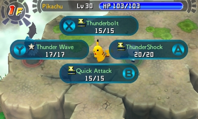 Pokemon Mystery Dungeon: Gates to Infinity Chat