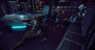 Warframe open beta announcement screenshots