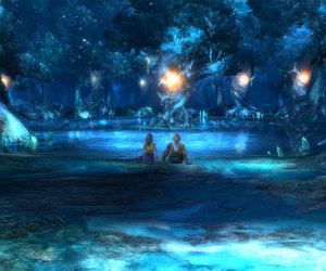 Final Fantasy X HD Remaster Chat