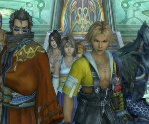 Final Fantasy X HD Remaster Files