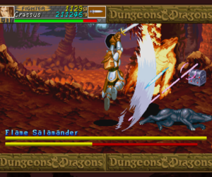 Dungeons & Dragons: Chronicles of Mystara Chat