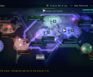 Armored Core: Verdict Day Chat