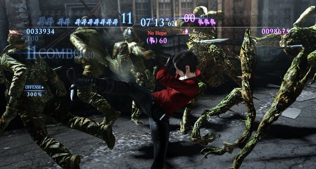 Resident Evil 6 Onslaught screenshots
