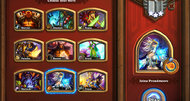 Hearthstone: Heroes of Warcraft announcement screenshots