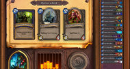 Hearthstone's final version will feature cross-platform play