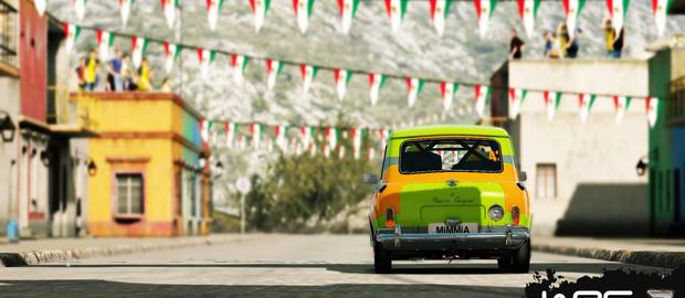 WRC 3 Fia World Rally Championship 2012 News