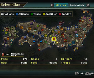 Nobunaga's Ambition: Iron Triangle Chat