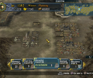 Nobunaga's Ambition: Iron Triangle Screenshots