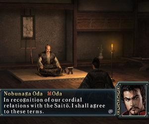 Nobunaga's Ambition: Iron Triangle Chat