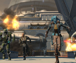 Star Wars: The Old Republic Chat