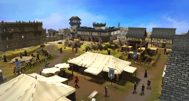 RuneScape 3 screenshot