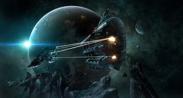 EVE Online 2012 press kit screenshots