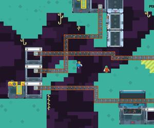 PixelJunk Nom Nom Galaxy Screenshots