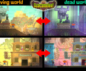 Guacamelee! Screenshots