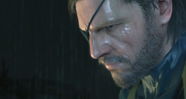 Metal Gear Solid 5: The Phantom Pain GDC 2013 screenshots