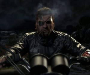 Metal Gear Solid V: The Phantom Pain Files