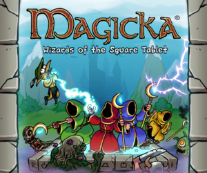 Magicka: Wizards of the Square Tablet Screenshots