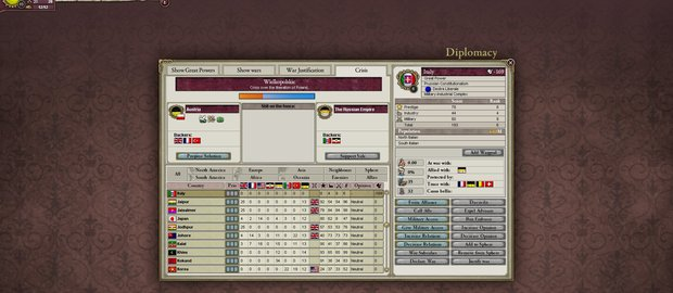 Victoria II: Heart of Darkness News