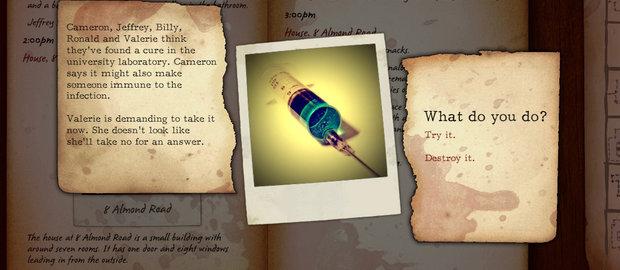 Zafehouse: Diaries screenshots