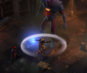 Marvel Heroes Files