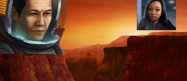 Waking Mars News