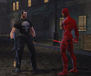 Marvel Heroes Chat