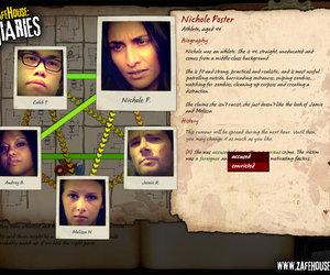 Zafehouse: Diaries Files