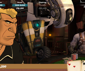 Telltale Games' Poker Night 2 Screenshots