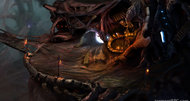 Torment: Tides of Numenera screenshot shows The Bloom