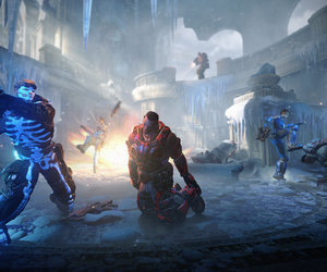 Gears of War: Judgment Chat