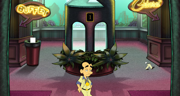 Leisure Suit Larry in the Land of Lounge Lizards Reloaded screenshots