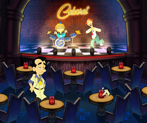 Leisure Suit Larry: Reloaded Screenshots
