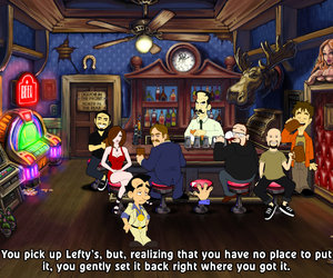 Leisure Suit Larry: Reloaded Chat
