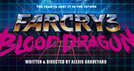 Far Cry 3: Blood Dragon teaser site goes up, is hilarious