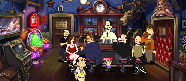 Leisure Suit Larry: Reloaded News