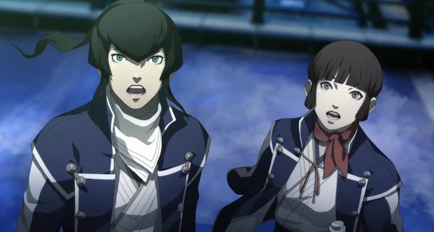 Shin Megami Tensei IV announcement screenshots