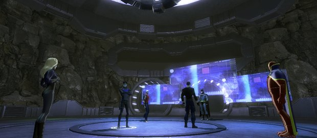 Young Justice: Legacy News