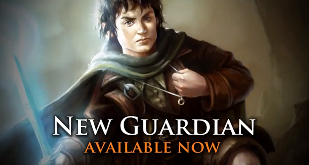 Guardians of Middle-Earth Frodo