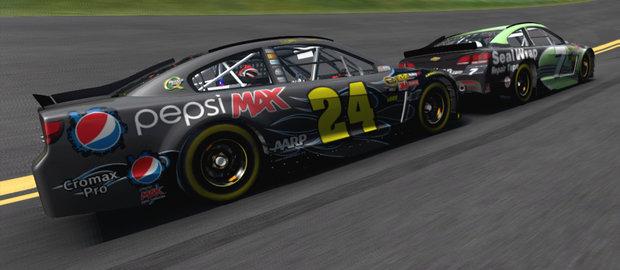 NASCAR The Game: Inside Line News