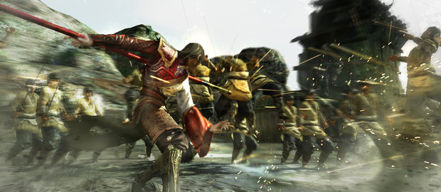 Dynasty Warriors 8 News