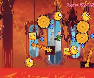 Cloudberry Kingdom Screenshots