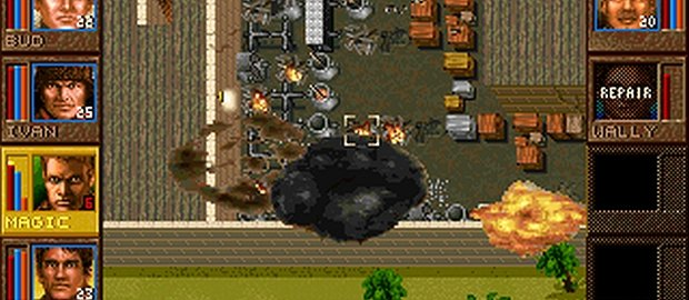 Jagged Alliance DS News
